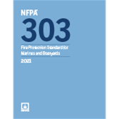 2021 NFPA 303 Standard - Current Edition