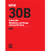 2019 NFPA 30B Code - Current Edition