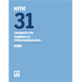 2020 NFPA 31 Standard - Current Edition