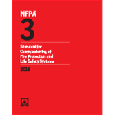 2018 NFPA 3 Standard - Current Edition