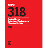 2018 NFPA 318 Standard - Current Edition