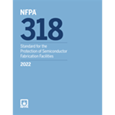2022 NFPA 318 Standard - Current Edition