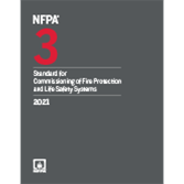 2021 NFPA 3 Standard - Current Edition