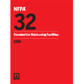 2016 NFPA 32 Standard - Current Edition