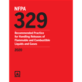 2020 NFPA 329 Recommended Practice - Current Edition
