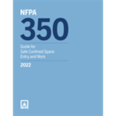 2022 NFPA 350 Guide - Current Edition