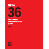 2017 NFPA 36 - Current Edition