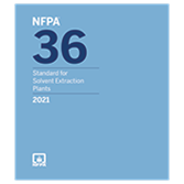 2021 NFPA 36 - Current Edition