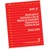 NFPA 37: Standard for the Installation and Use of Stationary Combustion Engines and Gas Turbines, Sp