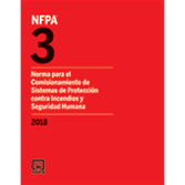2018 NFPA 3, Spanish - Current Edition