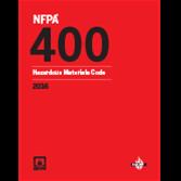 NFPA 400: Hazardous Materials Code