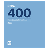 2022 NFPA 400 Code - Current Edition