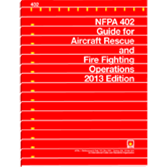 2013 NFPA 402 Guide - Current Edition