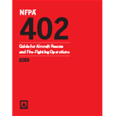 2019 NFPA 402 Guide - Current Edition
