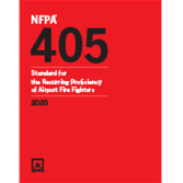 2020 NFPA 405 Standard - Current Edition