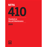 2020 NFPA 410 Standard - Current Edition