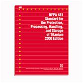 2000 NFPA 481 Standard