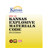 NFPA 495 with Kansas amendments