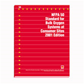 2001 NFPA 50 Standard - Current Edition