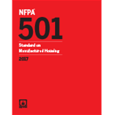 2017 NFPA 501 Standard - Current Edition