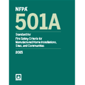 2021 NFPA 501A - Current Edition
