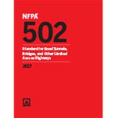 2017 NFPA 502 Standard - Current Edition