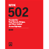 2020 NFPA 502 Standard - Current Edition
