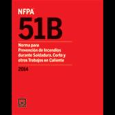 2014 NFPA 51B, Spanish