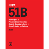 2019 NFPA 51B, Spanish - Current Edition