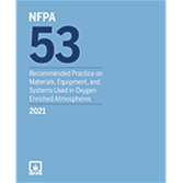 2021 NFPA 53 Recommended Practice - Current Edition