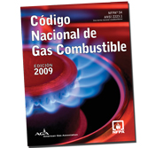 NFPA 54: National Fuel Gas Code, Spanish