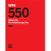2017 NFPA 550 Guide - Current Edition
