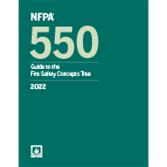 2022 NFPA 550 Guide - Current Edition