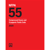 2020 NFPA 55 Code - Current Edition