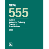 2021 NFPA 555 Guide - Current Edition