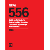 2020 NFPA 556 Guide - Current Edition