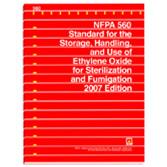 2007 NFPA 560 Standard