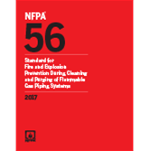 2017 NFPA 56 Standard - Current Edition