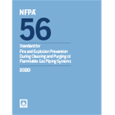 2020 NFPA 56 Standard - Current Edition
