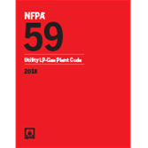 2018 NFPA 59 Code - Current Edition