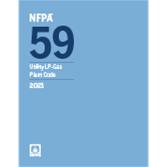 2021 NFPA 59 Code - Current Edition