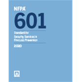 2020 NFPA 601 Standard - Current Edition
