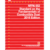 2016 NFPA 652 Standard - Current Edition