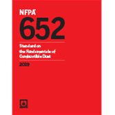 2019 NFPA 652 Standard - Current Edition