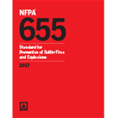 2017 NFPA 655 Standard - Current Edition