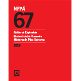2019 NFPA 67 Guide - Current Edition