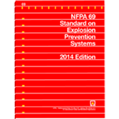 2014 NFPA 69 Standard - Current Edition