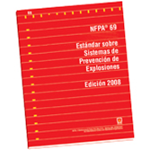 NFPA 69: Standard on Explosion Prevention Systems, Spanish
