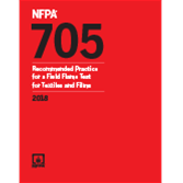 2018 NFPA 705 Recommended Practice - Current Edition