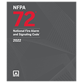 2022 NFPA 72 Code - Current Edition